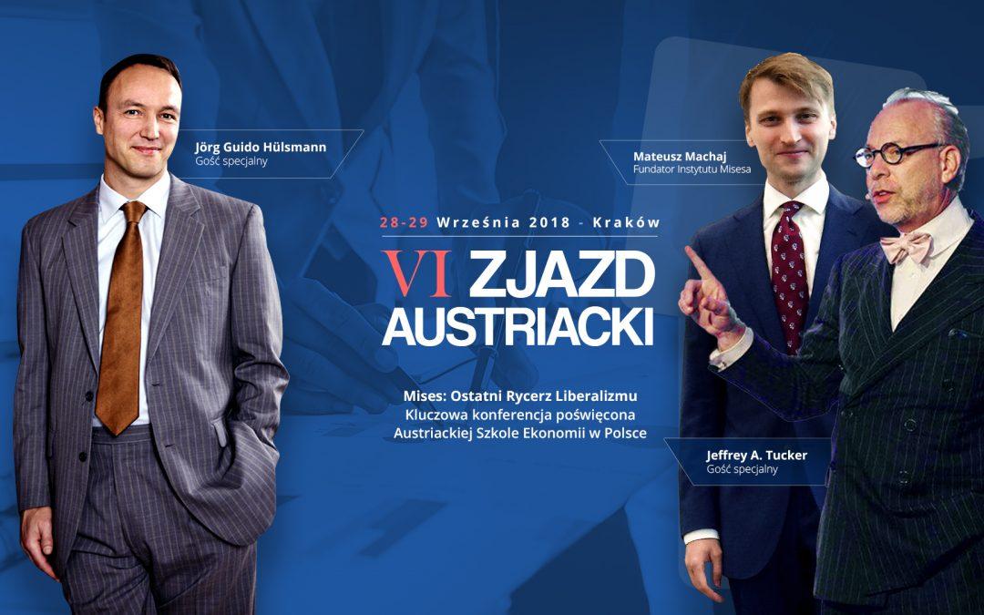 Zaproszenie na VI Zjazd Austriacki